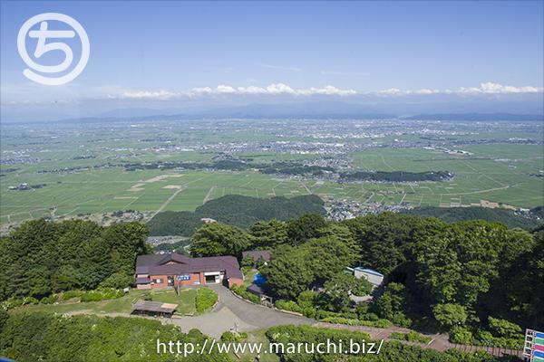 弥彦山2019年六月